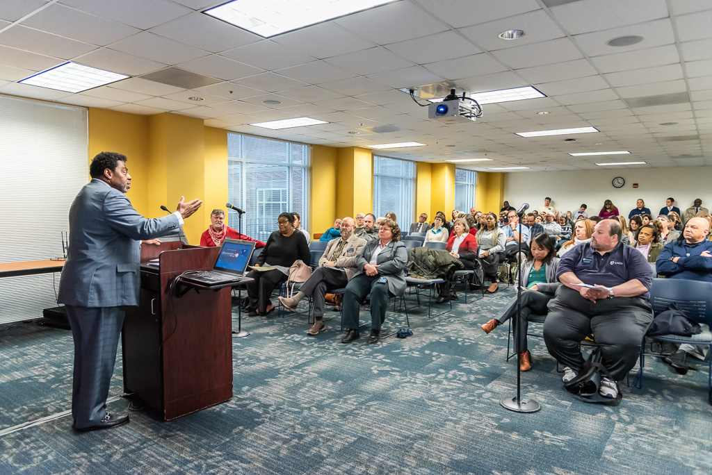2018 Faculty and Staff Town Hall