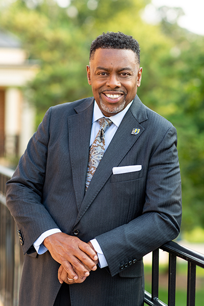 Dr. Franklin D. Gilliam, Jr.